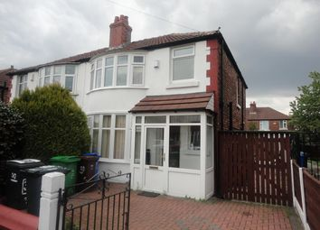 Thumbnail 4 bed property to rent in Delacourt Road, Fallowfield, Manchester