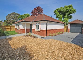 Thumbnail 3 bed bungalow for sale in Uplands Avenue, Barton On Sea, New Milton, Hampshire