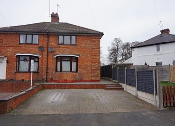 Thumbnail 2 bed semi-detached house to rent in Rodbourne Road, Birmingham