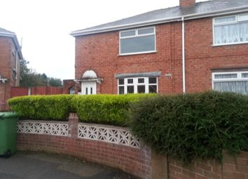 Thumbnail 3 bed semi-detached house to rent in Sproat Avenue, Darlaston, Wednesbury