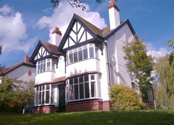 Thumbnail 4 bedroom detached house for sale in Manor Avenue, Wistaston, Crewe