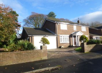 Thumbnail 3 bed detached house for sale in Nursery Close, Leyland