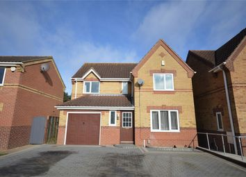Thumbnail 4 bedroom detached house for sale in Montrose Court, Dussindale, Norwich