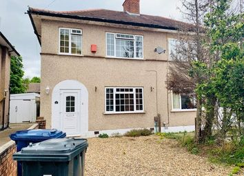 Thumbnail 3 bed semi-detached house to rent in Gurney Road, Northolt, Middlesex