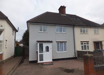 Thumbnail 3 bed semi-detached house to rent in Ebrook Road, Sutton Coldfield