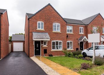Thumbnail 3 bed end terrace house for sale in Rudyard Way, Bridgtown, Cannock