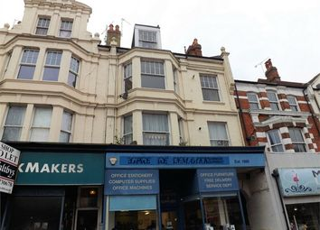 Thumbnail 1 bedroom flat to rent in Sackville Road, Bexhill-On-Sea, East Sussex