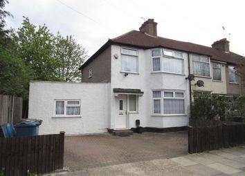 Thumbnail 4 bed end terrace house for sale in Tudor Road, Harrow