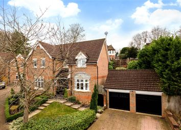 Thumbnail 4 bed detached house for sale in Eothen Close, Caterham, Surrey