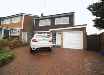 Thumbnail 4 bed detached house to rent in Woodside, Buckhurst Hill