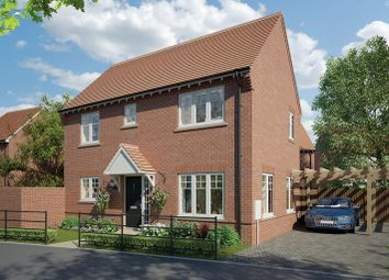 Thumbnail 3 bed detached house for sale in Boxted Road, Colchester Essex