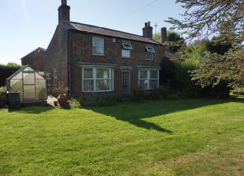 Thumbnail 4 bed detached house for sale in Mill Lane, Sutton St. James, Spalding