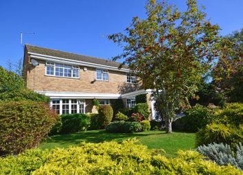 Thumbnail 4 bed detached house for sale in The Fairway, Whitehill, Bordon