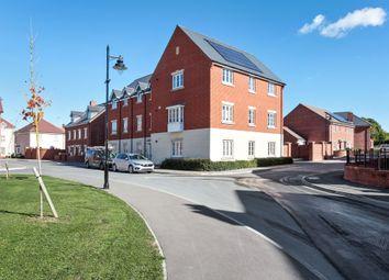 Thumbnail 2 bed flat for sale in Haragon Drive, Amesbury, Salisbury