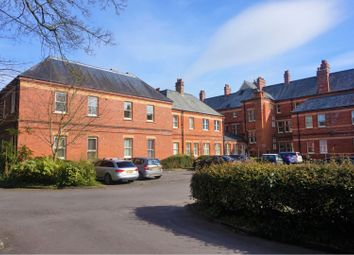 Thumbnail 2 bed flat for sale in Hawthorn Road, Dorchester