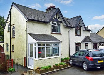 3 bed semi-detached house for sale in Heath Road, Boughton Monchelsea, Maidstone, Kent ME17