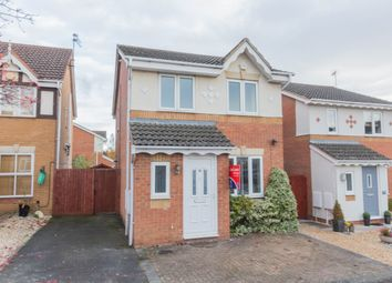 Thumbnail 2 bed detached house for sale in Turnbrook Close, Irthlingborough, Wellingborough