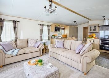 Thumbnail 2 bed lodge for sale in Flamborough Road, Sewerby, Bridlington