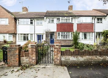 Thumbnail 3 bed terraced house for sale in Lisbon Avenue, Twickenham