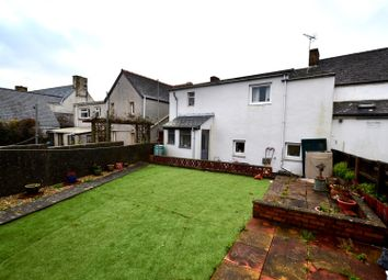 Thumbnail 3 bed terraced house for sale in Upper Hill Street, Hakin, Milford Haven