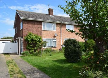 Thumbnail 3 bed semi-detached house for sale in Park Drive, Little Paxton, St. Neots