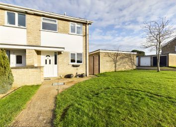 Thumbnail 2 bed end terrace house for sale in Larne Road, Lincoln, Lincolnshire