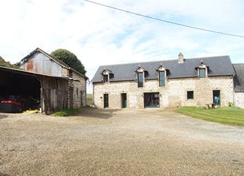 Thumbnail 5 bed longère for sale in Charchigné, Pays-De-La-Loire, 53250, France