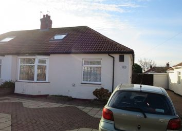 Thumbnail 2 bed bungalow for sale in Central Gardens, South Shields