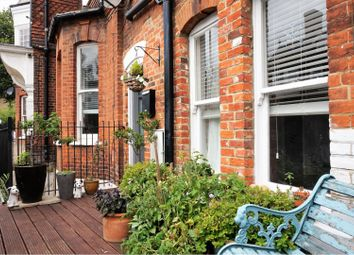Thumbnail 2 bed flat for sale in 28 Roxburgh Road, Westgate-On-Sea