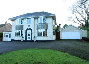 Thumbnail 5 bedroom detached house for sale in Goosewell Road, Plymstock, Plymouth