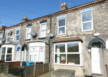Thumbnail 4 bedroom terraced house for sale in Queens Road, Hull, East Yorkshire