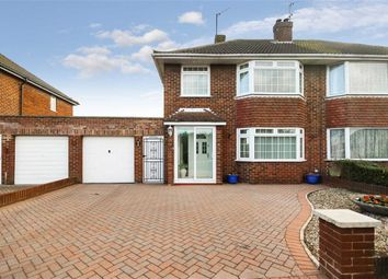 Thumbnail 3 bedroom semi-detached house for sale in Tudor Crescent, Stratton, Wiltshire