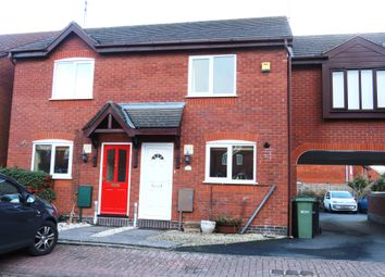 Thumbnail 2 bed terraced house for sale in Leeds Avenue, Warndon, Worcester