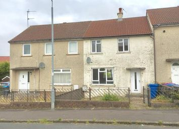 Thumbnail 2 bed terraced house for sale in Auchenhove Crescent, Kilbirnie, North Ayrshire, Scotland