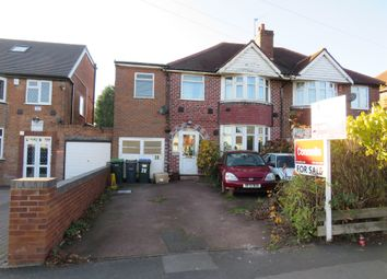 Thumbnail 5 bed semi-detached house for sale in Birmingham Road, Great Barr, Birmingham