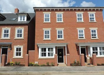 Thumbnail 4 bed town house to rent in Saxon Way, Great Denham, Bedford