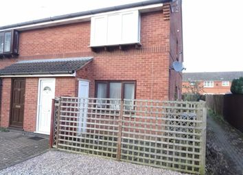 Thumbnail 1 bed maisonette for sale in Wood Street, Hinckley