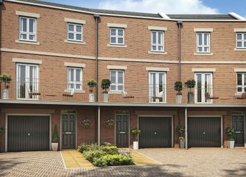 "Thumbnail 4 bed end terrace house for sale in ""Highclere"" at Racecourse Road, Newbury"