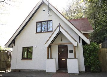 Thumbnail 3 bed detached house for sale in Panteidal, Aberdovey