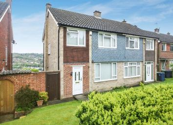 Thumbnail 3 bedroom semi-detached house for sale in Fulton Close, High Wycombe