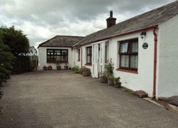 Thumbnail 3 bed cottage for sale in Rose Tree Cottage, Waterbeck, Dumfriesshire.