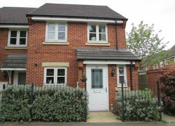 Thumbnail 3 bed end terrace house to rent in St Peters Road, Rugby, Warwickshire
