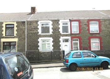 Thumbnail 3 bed terraced house to rent in 3 Victoria Street, Maesteg, Bridgend.