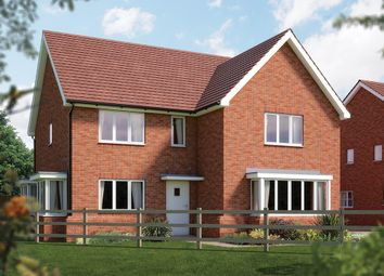 "Thumbnail 5 bed detached house for sale in ""The Arundel"" at Chalkers Lane, Hurstpierpoint, Hassocks"