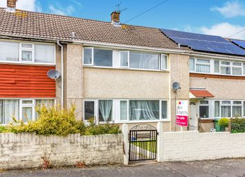 Thumbnail 3 bed terraced house for sale in Pleasant View, Beddau, Pontypridd