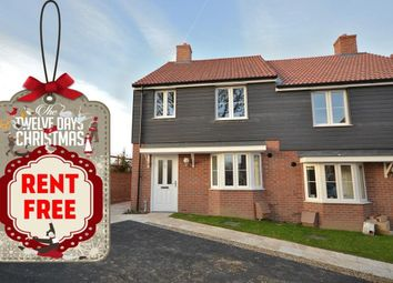 Thumbnail 3 bed detached house to rent in Ainsworth Drive, Felsted, Dunmow