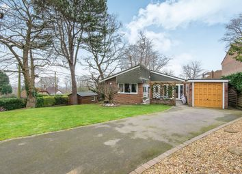 Thumbnail 3 bed detached bungalow for sale in Littlewood Gardens, West End, Southampton