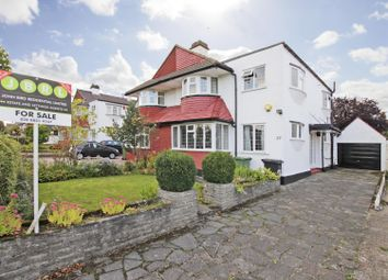 Thumbnail 3 bed semi-detached house for sale in Kingsand Road, London