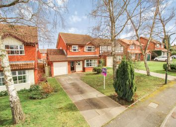 4 bed detached house for sale in Kittiwake Drive, Spennells, Kidderminster DY10