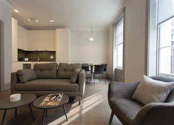Thumbnail 1 bed flat to rent in Greek Street, London